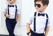 Outfits fiesta niños