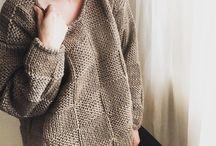 Camisolas de tricô