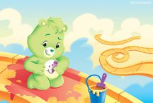 Care Bears / by Brittany Feaser