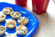Appetizers and Entertaining