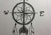 Tetoválás ötletek :)