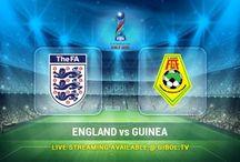 FIFA U-17 World Cup / FIFA U-17 World Cup Live Stream Schedules