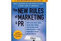 Fave Books on Marketing / by Evelyn Bourne