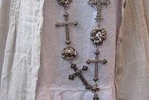 Crosses jewellery