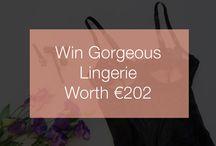 Win Lingerie , Swimwear & Nightwear / Lingerie and swimwear contest