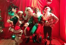 Christmas, Winter, Holiday Events / Winter, Christmas, and Winter Wonderland themed-event talent.
