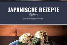 Japanische Rezepte