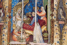 Medieval Decor / Interiors
