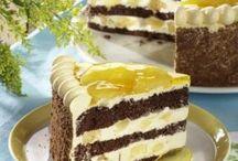 ananasova cokoladova torta
