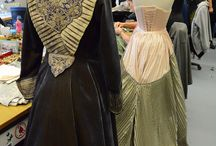 Opera Costumes / Often elaborate and with lots of details.