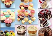 Cakes and Cupacakes / Handmade freshly baked cupcakes and cakes by London's finest bakers