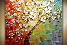 natur painting