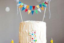Garrett's 1st Birthday