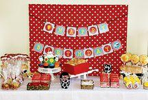 Birthday Party: Barnyard!