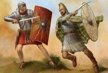 Roman vs. Dac