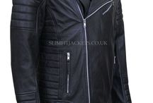 MR18 Prestige Homme Black Quilted Biker Leather Jacket / MR18 Prestige Homme Black Quilted Biker Leather Jacket is available at Slimfitjackets.co.uk at a discounted price with free shipping across UK, USA, Canada and Europe. For details, please visit: https://goo.gl/g0o41R