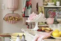 Shabby Chick & Vintage / Furniture and decor
