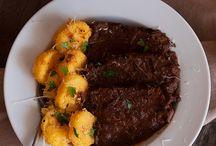 recepty - maso hovězí