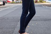 Ginger Jeans Inspiration / A board to inspire my next make of Ginger jeans from Closet Case Files. / by Did You Make That