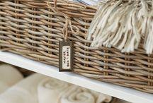 Organizing the Linen Closet / Organizing the linen closet, cleaning closet etc.