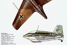 Me-163 / Messerschmitt Me-163