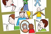 pictogramas infantil