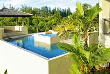 Featured Property – Kai Lani – Princeville, Kauai / Kai Lani is the epitome of a luxurious vacation villa in Princeville, Hawaii. This home has an ability to accommodate up to 6 guests; perfect for a couples vacation in Hawaii, or a surf trip to Kauai! Kai Lani offers 3 bedrooms, 3 bathrooms, 2 living rooms, a mirrored yoga studio, fitness room and integrated indoor/outdoor living spaces. This vacation villa has everything and more! Don't wait, plan your dream vacation today! http://www.exoticestates.com/kai-lani