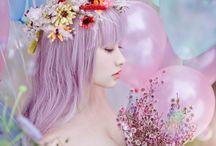 與春天的對話_Dialogue with Spring / #weddingphotography#photograph#flower#dream#taiwan#taichungwedding#taoyuanwedding#girl#flowers#dream#beautiful#華納婚纱#藝術寫真#個人寫真#藝術照#寫真#花#日系寫真#夢幻#台灣#天使翅膀#羽毛翅膀 https://baby.wswed.com/artistic.html