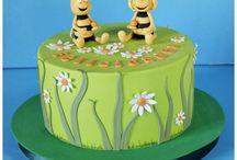 torty -Pszczółka Maja