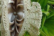 BAGS...CLUTCH....POCHETTE....gioielli di una Sicilia d'altri tempi / #borse, #pochette.....piccoli gioielli di arte siciliana, interamente lavorate all'uncinetto #bags