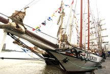 Tall Ships / We love these graceful, traditionally-rigged sailing vessels