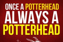 <3 Once a Potterhead, ALWAYS a Potterhead <3 / Potterhead for life / by Michelle Chaney