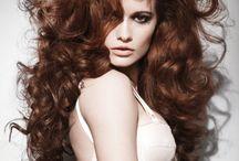 ChEvEux ChâtaignE-Chestnut Hair / Coloration capillaire, Haircolor