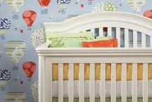 Baby room wallpaper / Tapet pentru bebelusi / Transforma camera copilului tau intr-un loc de vis, unde basmele devin realitate si une filele de poveste se regasesc pe peretii camerei lor.
