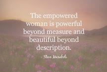 Be a Woman... Xx*♡