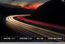 Photography - Long Exposure Ideas / by Cindy Joubert-Kelly