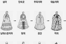 Asian traditional clothing