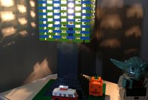 Andrew's Lego room / by Susan Smith