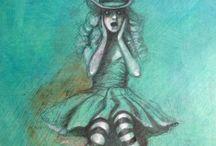 Alice in wonderland / by Anou