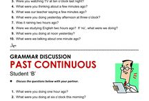 Grammar discussion