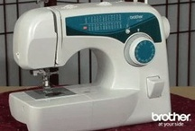 Top Sewing Machines Online / by Crafty Frames