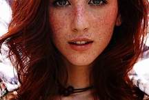 Girls wit freckles are beautiful :)