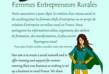 Women in Business in France / Board devoted to pins about women who are in business in France, and the association Les Dames de FER. / by Writer's Block Admin Services