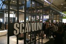 Exhibitions - Scavolini / The most important Design Exhibitions around the World | Scavolini stand / by Scavolini