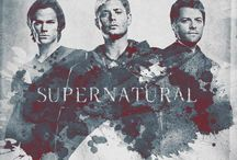 Supernatural / by Emily Coughenour