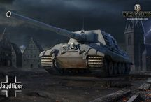World of Tanks / game