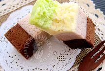 Steam cake