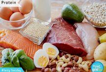 Nutrients vital for Healthy Hair