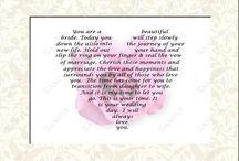 wedding day poem