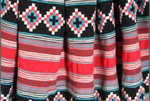 """Seminole Patchwork / Historical and contemporary images of traditional patchwork from the Seminole Tribe of Florida. Part of the story series """"Seminole People of the Cloth: A Patchwork History,"""" on NPR, NPR.org and TheSeams.org."""